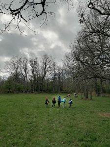 «Fridays in the Forest» – el inicio de nuestros Grupos de Juego en la Naturaleza enBoscados.